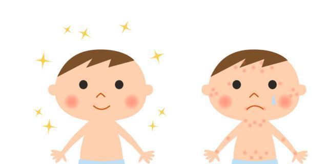 Dermatite da contatto: cosa è e come curarla nel bambino