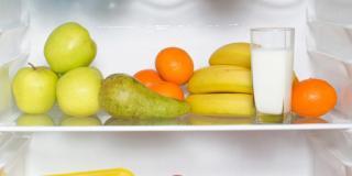 Il ritratto del frigorifero perfetto
