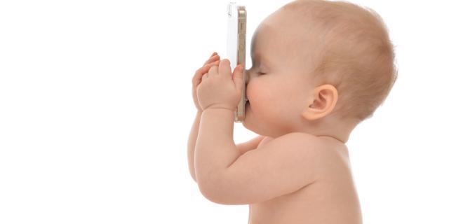 Una nuova app misura la frequenza respiratoria del bebè