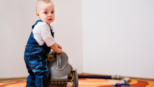 Asma: il rischio aumenta se la casa è troppo pulita