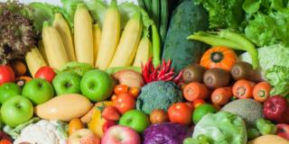 Il benessere comincia dai colori della frutta e verdura