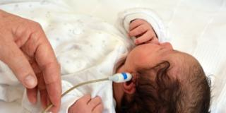 Bebè: i difetti dell'udito