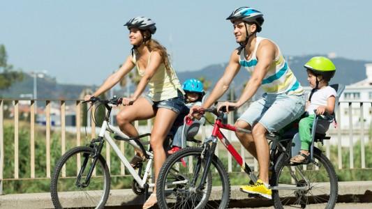 Vacanze in bici: il Monferrato accoglie anche i più piccoli