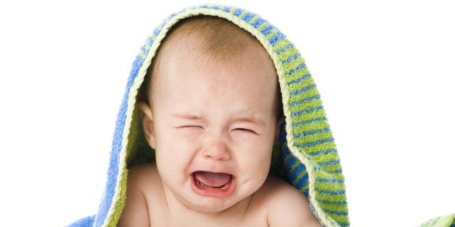 Il bebè piange sempre? Colpa della mamma ansiosa