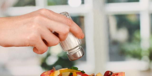 Un pizzico di sale in più non fa male alla salute