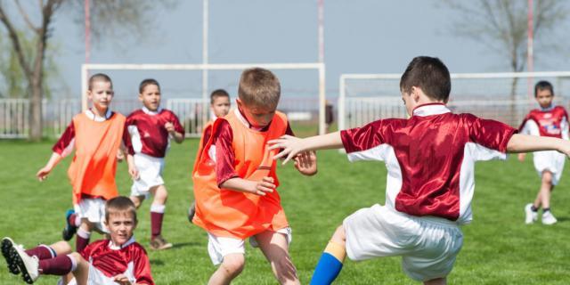 Sport e bambini: per loro conta divertirsi, non vincere