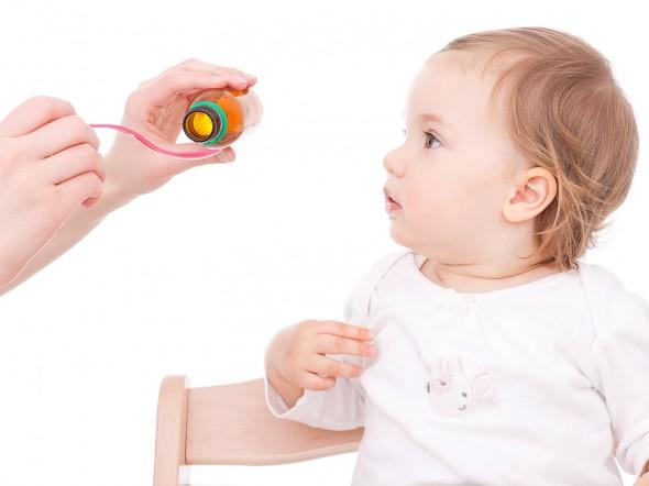 Temperatura alla presenza di vermi a bambini