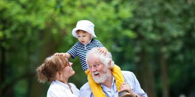 Festa dei nonni 2014: tante iniziative per divertirsi insieme