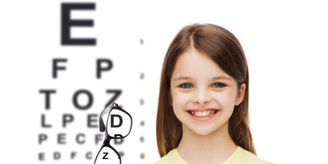 Miopia: ecco le nuove cure per i bambini