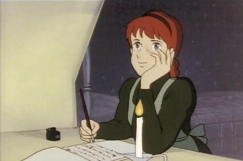 Sigla Anna dai capelli rossi