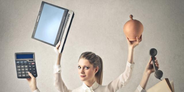 Essere multitasking fa restringere il cervello?