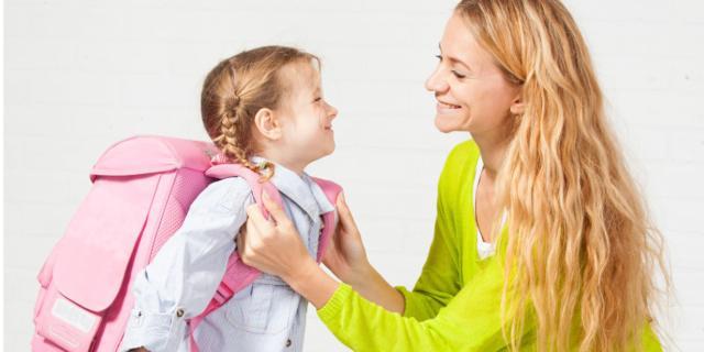 Bambini e zaino pesante: non è causa di scoliosi