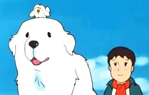 Belle e Sebastien cartone animato