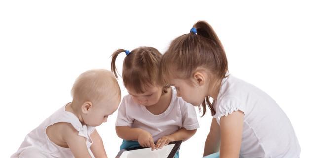 Tablet per bambini? Sì dei pediatri, alle giuste dosi