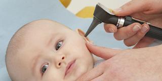 Tappo di cerume nel bebè