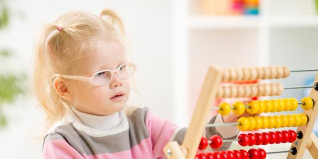 Le capacità del bambino di 5 anni