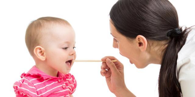 Mal di gola (faringite) nel neonato