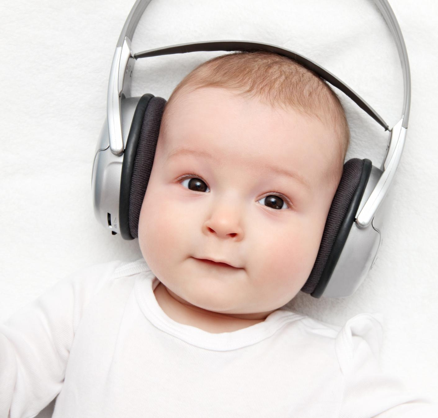 musica neonato