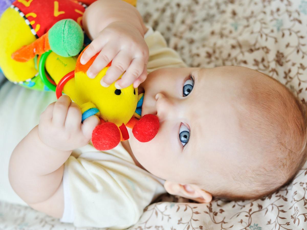 peso di un neonato di 1 mese
