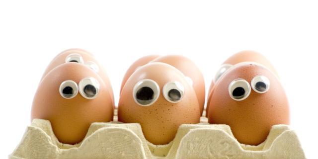 Uovo nello svezzamento. I disturbi più comuni