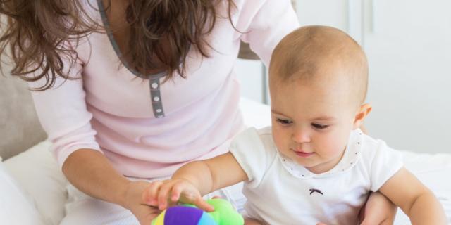 Sviluppo fisico e psichico del neonato – 4°mese