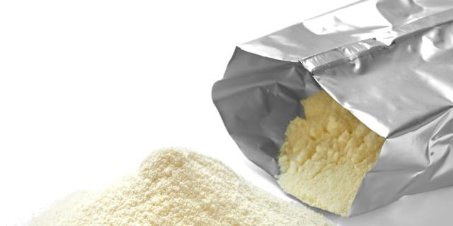 Creme di cereali durante lo svezzamento