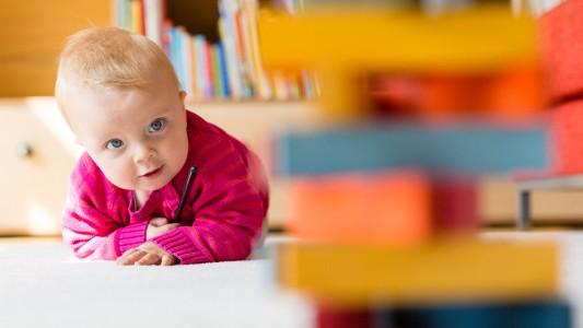 Sviluppo motorio e comportamentale neonato – 7° mese