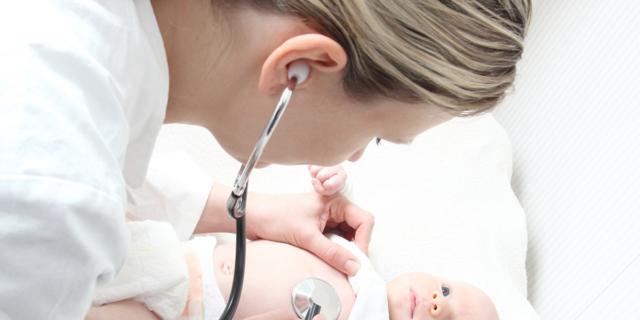 Controlli e visita del neonato dal pediatra – 1°mese