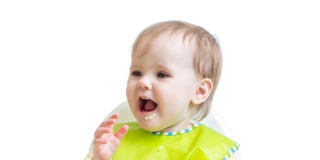 Movimenti ed espressioni del bambino – 7° mese