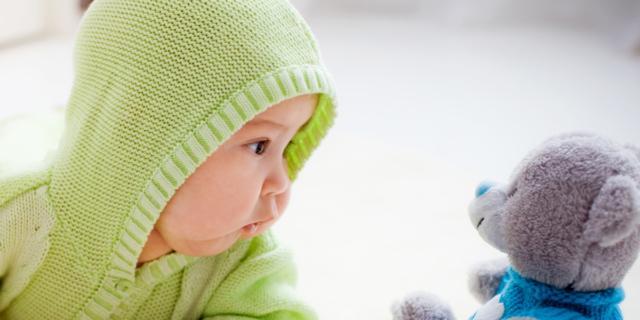 Movimenti ed attività di nostro figlio – 5°mese