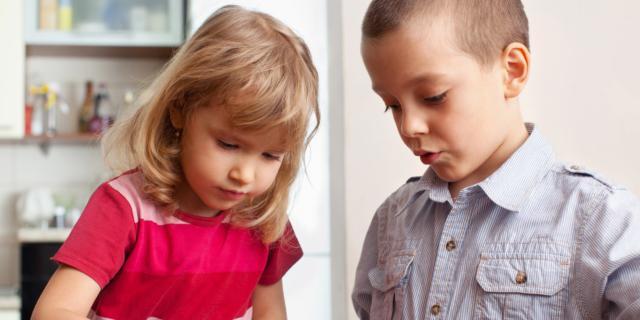 Le capacità del bambino di 4 anni