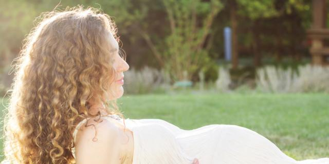 Capelli più belli durante i nove mesi di gravidanza