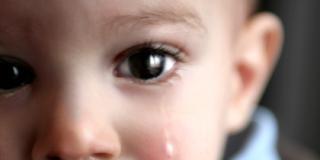 Canali lacrimali chiusi nel neonato