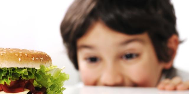 Alimentazione del bimbo di 5 anni