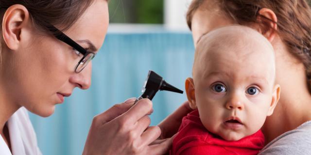 Mal d'orecchio (otite) nel neonato