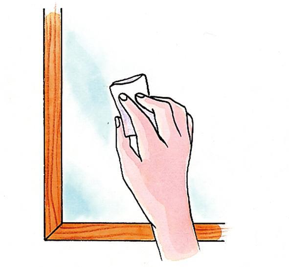 Pulizia vetro casa