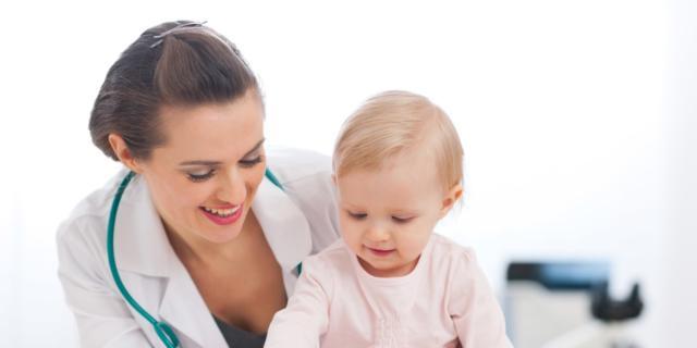 Controlli neonato – dodicesimo mese – Visita pediatra