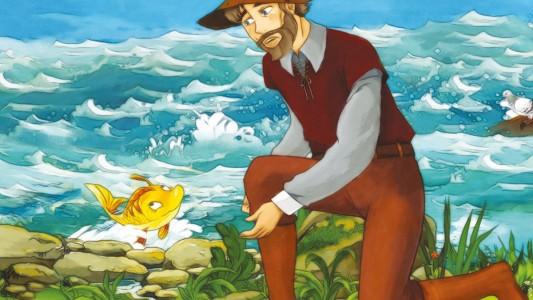 Il pescatore e il pesciolino – Esopo