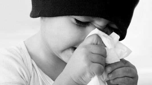 Bambini troppo coperti, rischio raffreddore