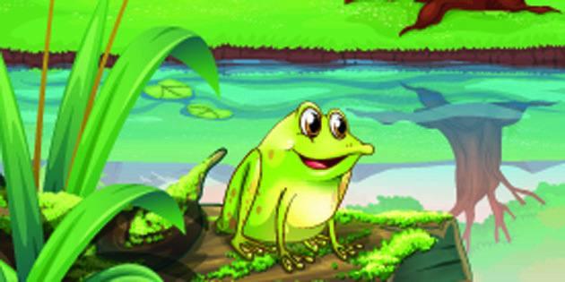 Il topo e la rana – Fedro