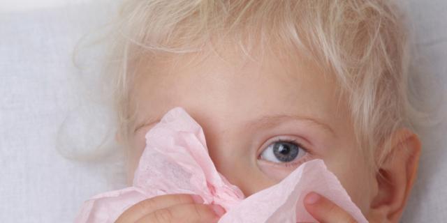Sangue dal naso nel neonato