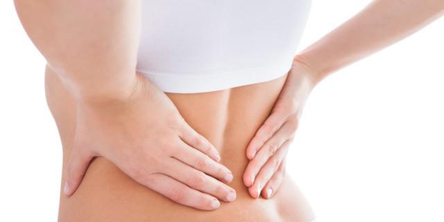 Mal di schiena – post parto