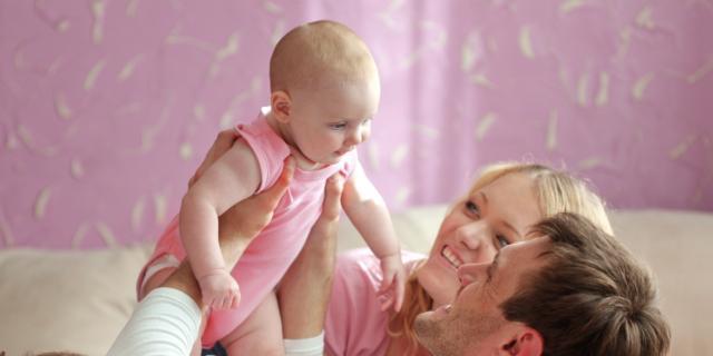Comportamento del Neonato – 5°mese