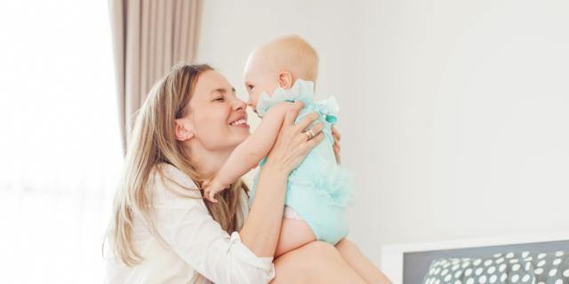 Comportamento del Neonato – 4°mese