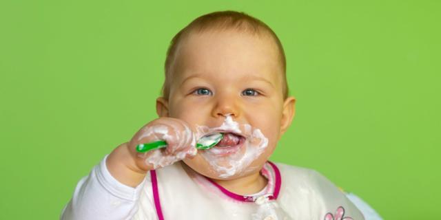Il bimbo rifiuta certi alimenti – 8-10 mesi