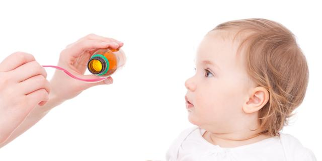 Tosse e catarro nel bebè