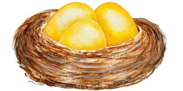 La gallina dalle uova d'oro – Esopo