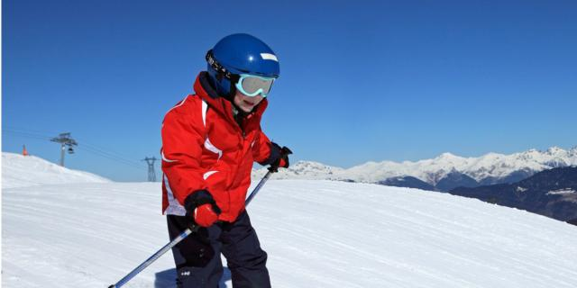Bambini: come divertirsi sugli sci