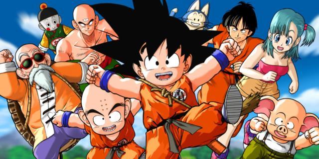 Dragon Ball prima stagione