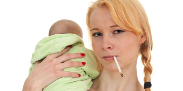 Ancora troppi i neonati esposti al fumo passivo